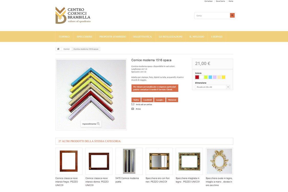 portfolio-trizero-ecommerce_cornici-brambilla_4