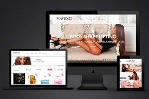 Sito eCommerce Mavex