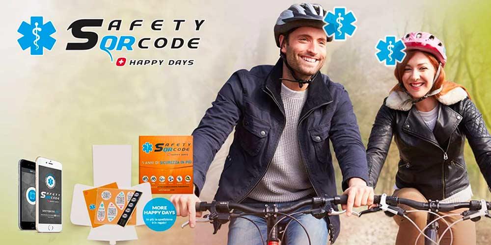 safety QR code progetto trizero