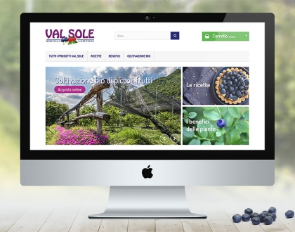 sito e-commerce marmellate biologiche