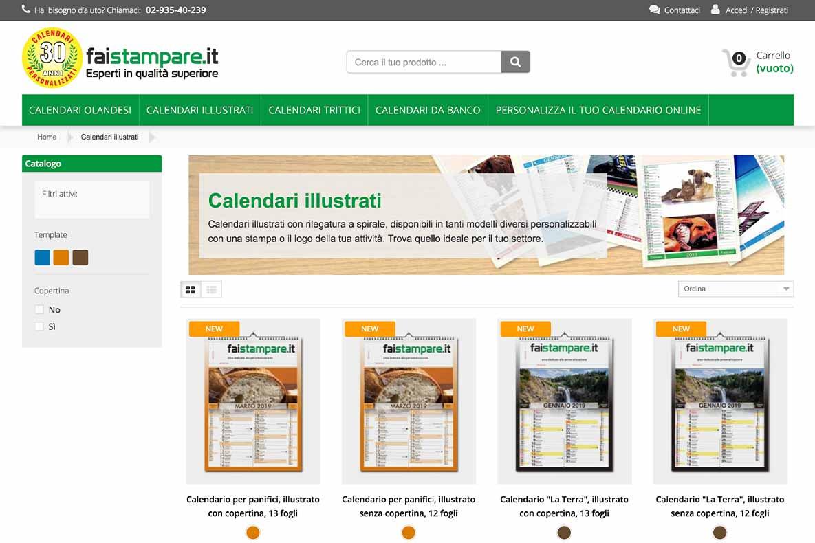 portfolio-ecommerce-faistampare-calendari