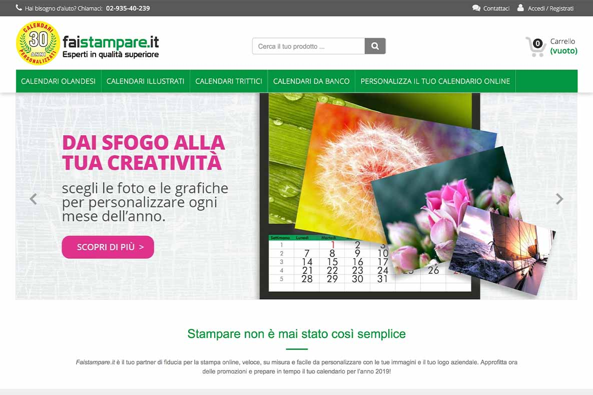 portfolio-ecommerce-faistampare-home