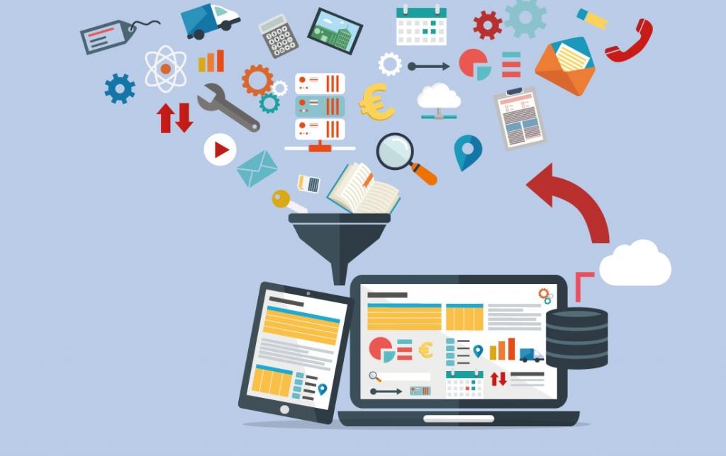 Organizzazione e semplificazione dei dati con gestionale personalizzato e database