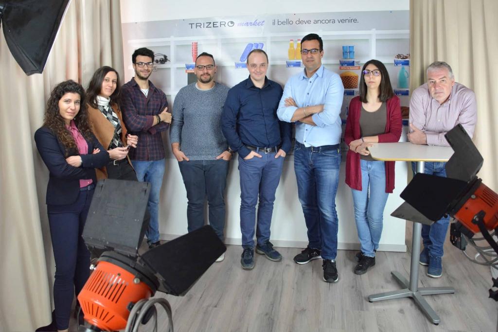 Team Trizero sviluppo web comunicazione gestionali