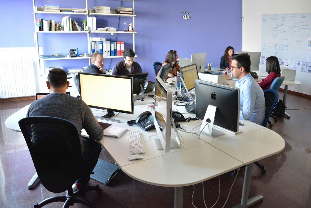 trizero staff ufficio web agency