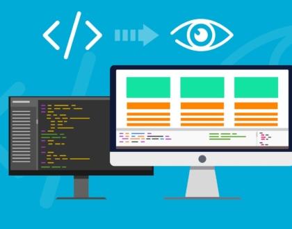 In pochi anni siamo passati dallo scrivere il codice a mano all'utilizzo di CMS