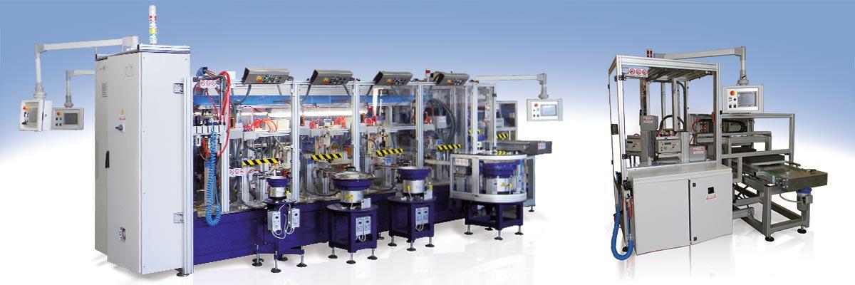 PM impianti automazione processi produttivi