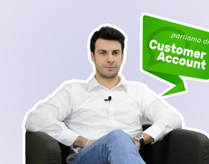 Il ruolo del Customer Account Davide Torchia Trizero