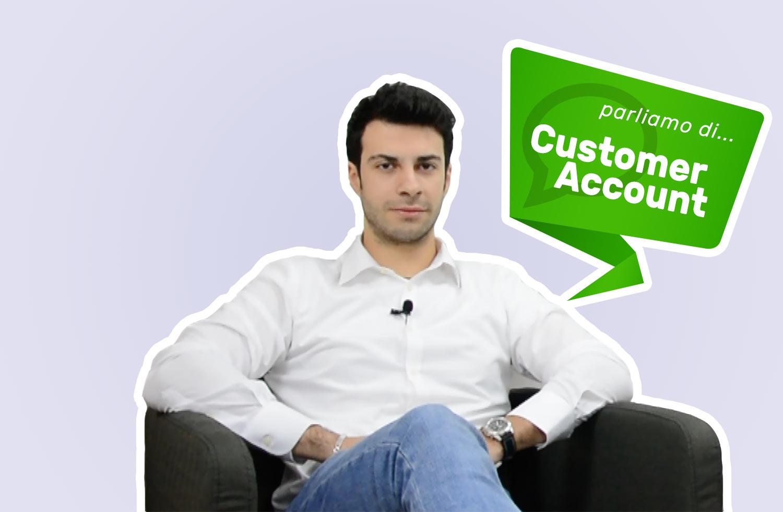 Il ruolo del Customer Account Davide Torchia Trizero