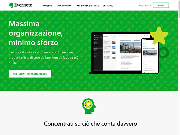 evernote-trizero-webapp