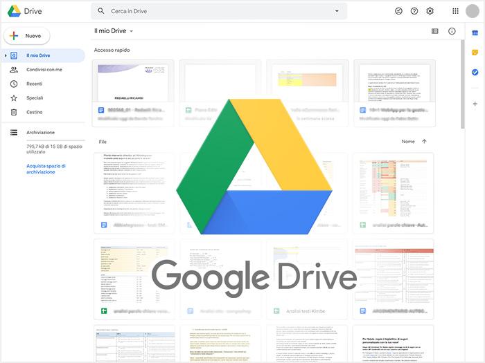 google-drive-trizero-webapp