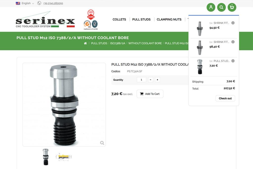 portfolio-shop-serinex-ecommerce